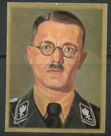 WW II Zigaretten Sammelbild 6,2 X 4,8 Cm , Wer Führt Das 3. Reich ? , Nr. 31: Philipp Bouhler , Reichsgeschäftsführer - Albums & Catalogues