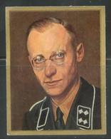 WW II Zigaretten Sammelbild 6,2 X 4,8 Cm , Wer Führt Das 3. Reich ? , Nr. 23: Herbert Backe , SS Sturmbandführer , Kön - Albums & Catalogues