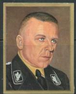 WW II Zigaretten Sammelbild 6,2 X 4,8 Cm , Wer Führt Das 3. Reich ? , Nr. 20: Max Amann, Reichsleiter Für Presse , SS - Albums & Catalogues