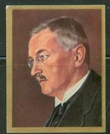 WW II Zigaretten Sammelbild 6,2 X 4,8 Cm , Wer Führt Das 3. Reich ? , Nr. 13: Franz Gürtner, Reichsjustizminister  , G - Albums & Catalogues