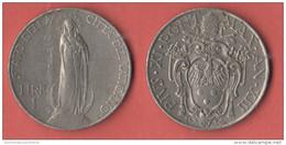 Vaticano 1 Lira 1934 Papa Pio XI - Vaticano