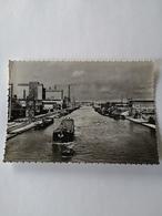 Merksem / Antwerpen // Albertkanaal Met Industrie (ship) 19?? / Groot Formaat - Antwerpen