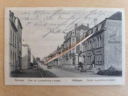 PETANGE - PETINGEN - Rue De Luxembourg - Pétange