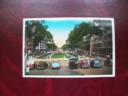Sud Viet-Nam - Carte Postale SM De Saïgon: Le Boulevard Bonard Vu Du Théâtre - Viêt-Nam