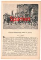 254 Malerei In Spanien Artikel Mit 18 Bildern Von 1890 !! - Historische Dokumente