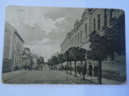 GOSPIC CROATIA - TRAVELLED 1925 - Croazia