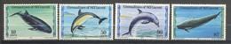 Saint-Vincent & Grenadines, Yvert 175/178, Scott 183/186, MNH - St.Vincent & Grenadines