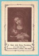 SS. MADRE DELLA DIVINA PROVVIDENZA Imola (BO) - E - PR - Mm. 77 X 115 - Religion & Esotericism