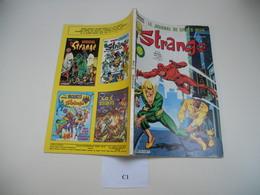 STRANGE EDITION LUG N°176 IRON MAN /// L'ARAIGNEE ///  DAREDEVIL /// ROM /// BE  C1 - Strange