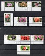 COOK ISLANDS - ILES COOK - 2010 - FLEURS - FLOWERS - 10 - - Cook
