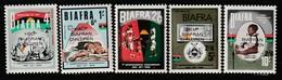 NIGERIA / BIAFRA  - N° 30/4 ** (1968) Aide à L'enfance - Nigeria (1961-...)