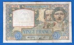 20  Fr  3/4/1941 - 1871-1952 Anciens Francs Circulés Au XXème