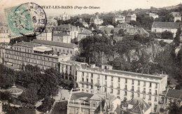 63 Puy De Dôme : Royat Les Bains - France