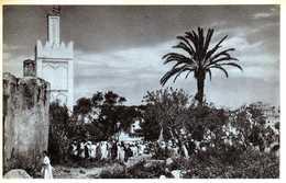 TANGER- 513  1 - Mosquée ( De Mouley Bouchaid). - Tanger