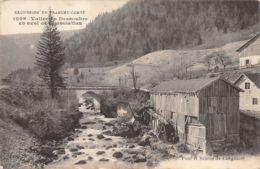 Vallée Du Dessoubre (25) - Pont Et Scierie De Langoulot - France
