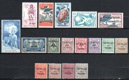 Wallis Et Futuna Lot 1* - Other