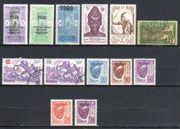 Togo Lot 1*, (*) Et Obl - Togo (1914-1960)