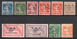 Syrie Lot 1*, (*) Et Obl - Syrie (1919-1945)