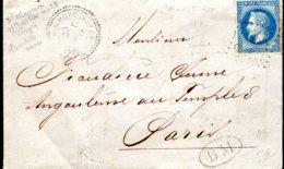 Lettre De Saint Maurice Sur Moselle Vosges  20/09/69  BM - Marcophilie (Lettres)