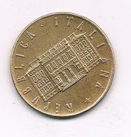 200 LIRE 1981 ITALIE /0574/ - 200 Lire