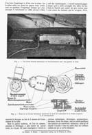 HAVEUSE MECANIQUE AMERICAINE   1916 - Technical