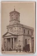 CDV Photo Originale XIXème Album Famille Davy CHERBOURG  Par Rideau Cdv 2605 - Photos