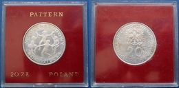 """POLAND - 20 Zlotych 1979 """"Int. Year Of The Child"""" Y# 99 In Box - Edelweiss Coins - Poland"""