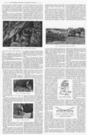 """UNE INDUSTRIE MINIERE En ARDENNE ENVAHIE -L'EXPLOITATION De L'ARDOISE à  """" FUMAY """"   1916 - Lorraine - Vosges"""