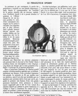 """LE PROJECTEUR """" SPERRY """"   1916 - Technical"""