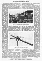 """LE CANON SANS RECUL """" DAVIS """"  1916 - 1914-18"""