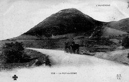 63 Puy De Dôme : L'Auvergne - France