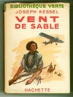 """Ancienne B.V. -  Joseph Kessel - """"Vent De Sable"""" - 1947 - Books, Magazines, Comics"""