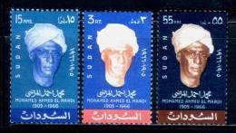 SUDAN / 1968 / EL MARDI / MNH / VF . - Soudan (1954-...)