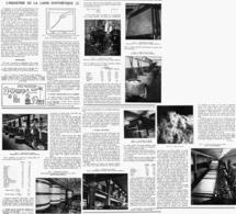 L'INDUSTRIE De La LAINE SYNTHETIQUE   1939 - Autres