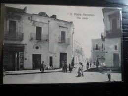 San Pietro Vernotico Brindisi - Via Lecce Usata - Italy