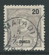 Correios Portugal Met Opdruk Congo - Angola