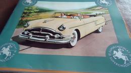 Prentenalbum Superchocolade Jacques - Auto's 1954-  Compleet - Obj. 'Souvenir De'