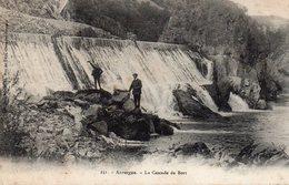 63 Puy De Dôme : L'Auvergne La Cascade De Bort - France