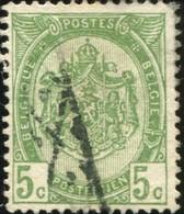 COB   83  (o) Oblitération Caisse D'épargne - 1893-1907 Armoiries