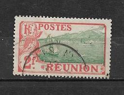 Colonie Timbre De Réunion De 1907/17  N°70  Oblitéré - Réunion (1852-1975)