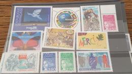 LOT 436899 TIMBRE DE FRANCE NEUF** LUXE FACIALE 5,2 EUROS - France