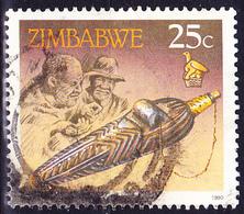 Simbabwe - Wasserkrug (Mi.Nr.: 426) 1990 - Gest. Used Obl. - Zimbabwe (1980-...)