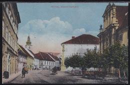 Ptuj, Minoritenplatz, Mailed 1919 - Slovénie