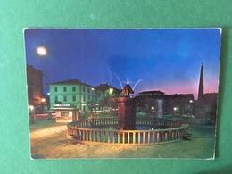 Cartolina Casteldelpiano M. 632 - Stazione Climatica - Piazza Garibaldi - 1972 - Grosseto