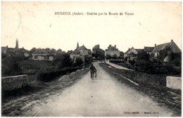36 BUXEUIL - Entrée Par La Route De Vatan - Frankrijk