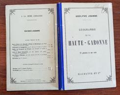 Géographie De LA BOURGOGNE 16 Gravures + 1 Carte 1880 Adolphe Joanne. FRAIS DE PORT INCLUS - Bourgogne