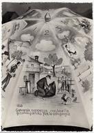 """MESTIERI - LA """"RUOTA DELLA VITA"""" DELL'OMBRELLAIO - MUSEO IN GIGNESE - VERBANIA - 1965 - Vedi Retro - Mestieri"""