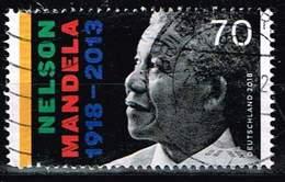 Bund 2018, Michel# 3404 O  Nelson Mandela - BRD