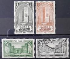 MAROC - N°63-65-66-68 - Neuf SANS Charnière ** / MNH Et Oblitéré (o) - Maroc (1891-1956)
