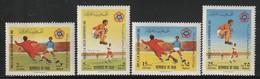 IRAQ / IRAK - N°508/11 ** (1968) Football - Iraq
